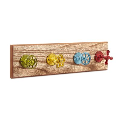 Anding Water Valves Wall Mounted Coat Rack