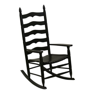 Lake Macquarie Ladder Back Rocking Chair