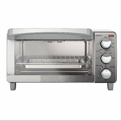 4-Slice Countertop Oven