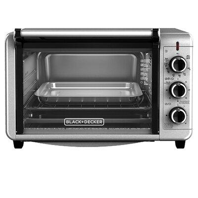 6-Slice Countertop Oven