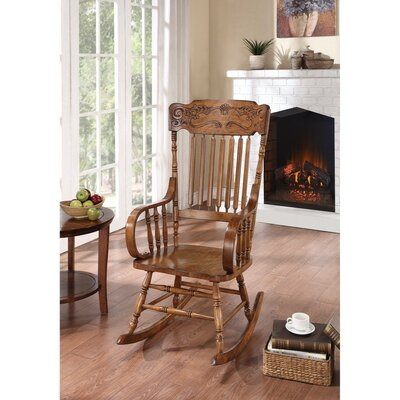 Paes Antique Rocking Chair