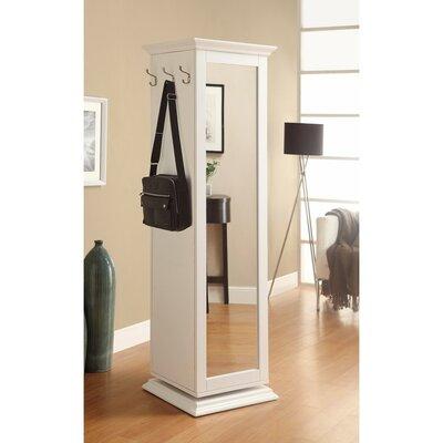 Kranz Accent Cabinet Color: White