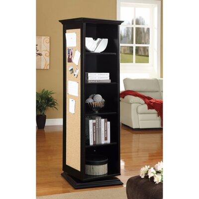 Kranz Accent Cabinet Color: Black