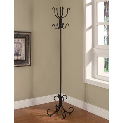 Cluff Metal Coat Rack