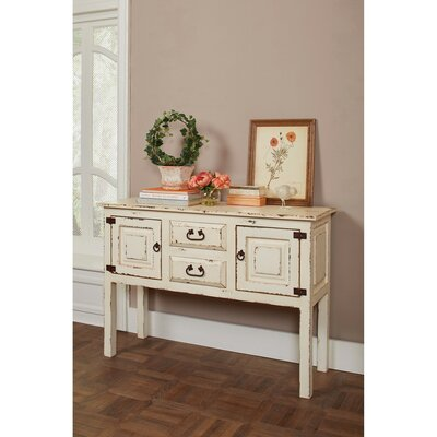 Hirth Wooden 2 Door Accent Cabinet