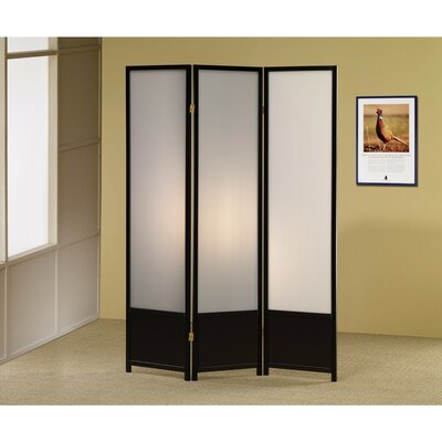 Dantzler 3 Panel Room Divider