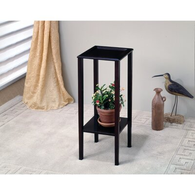 Farooq Plant Stand With Botton Storage Shelf
