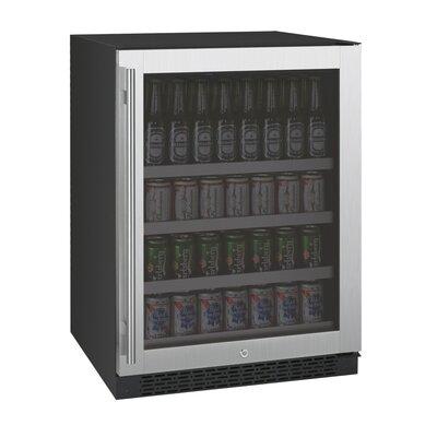 "FlexCount Series 23.4"" 5.62 cu. ft. Undercounter Beverage Center"
