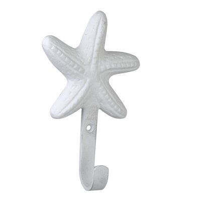 Corazon Star Fish Wall Hook (Set of 6)