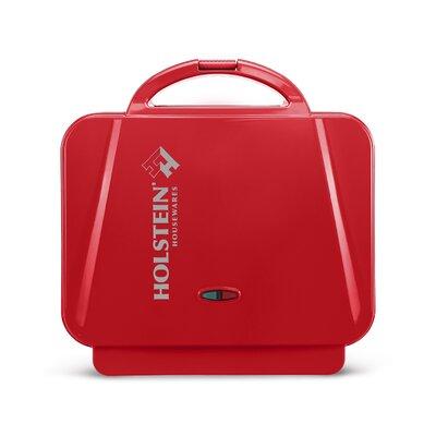 Cupcake Maker Color: Red