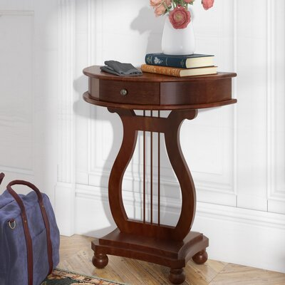 Warwick Half Moon Harp Console Table