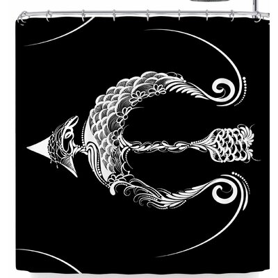 Maria Bazarova Sagittarius Horoscope Sign Shower Curtain