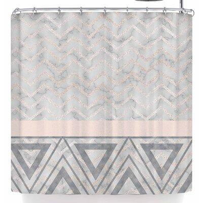 Li Zamperini H Decor Shower Curtain