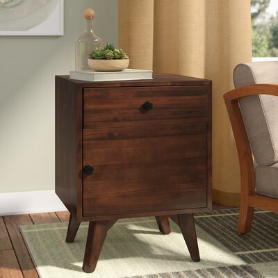 Bodie 1 Drawer 1 Door Accent Cabinet