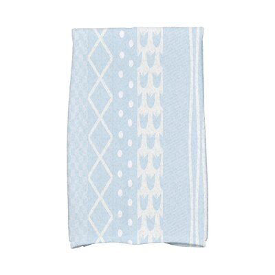 Monroe Hand Towel Color: Light Blue