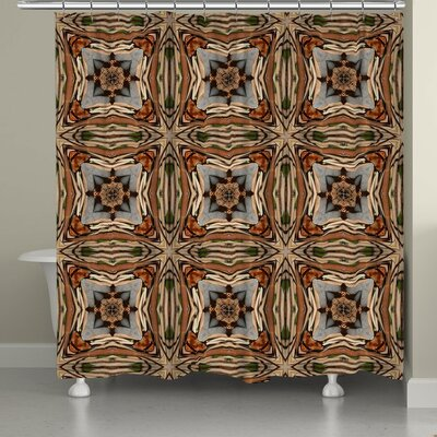 Ehrhart Bamboo Shower Curtain