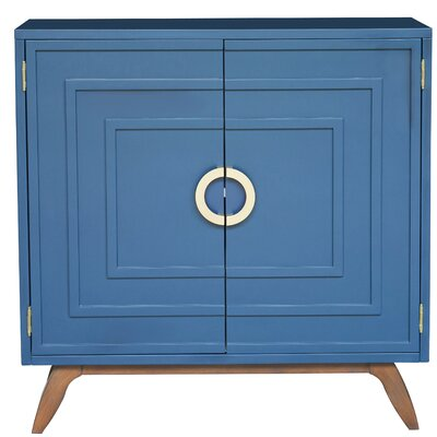 Crosland Contemporary Modern 2 Doors Accent Chest
