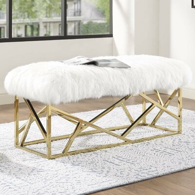Keitt Upholstered Bench