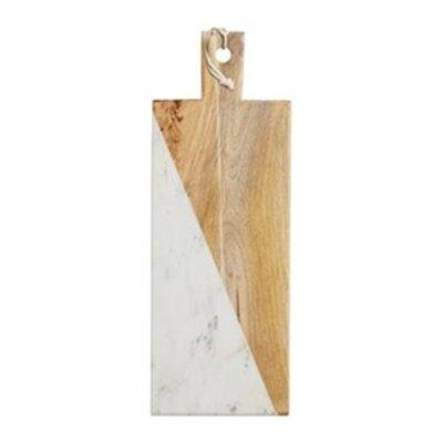 Wood Marble Mango Cheese Board