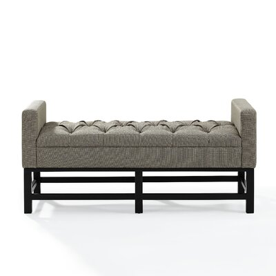 Atlanta Bench Upholstery: Shadow Gray