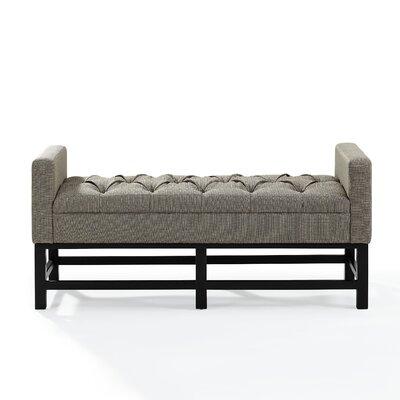Atlanta Bench Upholstery: Shadow Gray