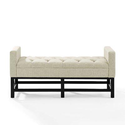 Atlanta Bench Upholstery: Creme