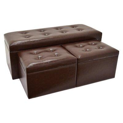 Meldrum 3 Piece Bedroom Bench Set