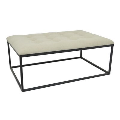 Macalester Tufted Bedroom Bench