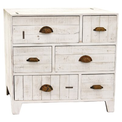 Lytle 6 Drawer Accent Chest