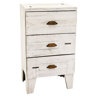 Mabry 3 Drawer Accent Chest
