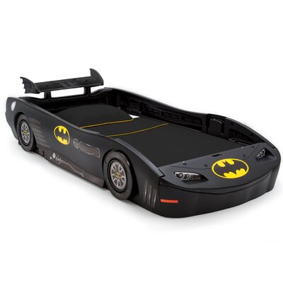 DC Comics Batmobile Batman Twin Bed