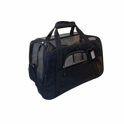 Heavy Duty Portable Foldable Traveler Pet Carrier
