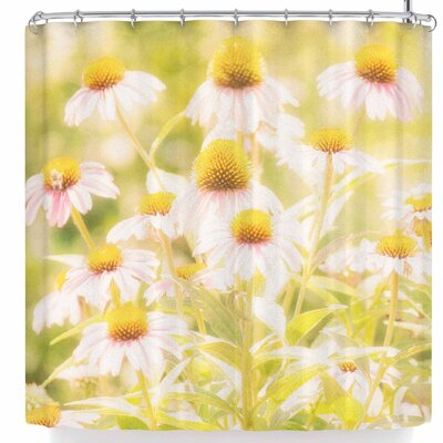 Sylvia Coomes Fields of Flowers Shower Curtain