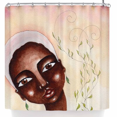 Stacey-Ann Cole Nature's Beauty Shower Curtain