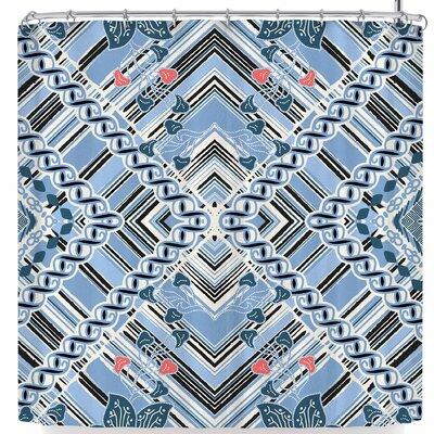 Victoria Krupp Render Rhythm Shower Curtain