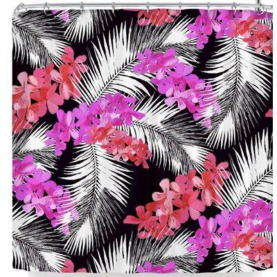 Danii Pollehn Summer Tropical Shower Curtain