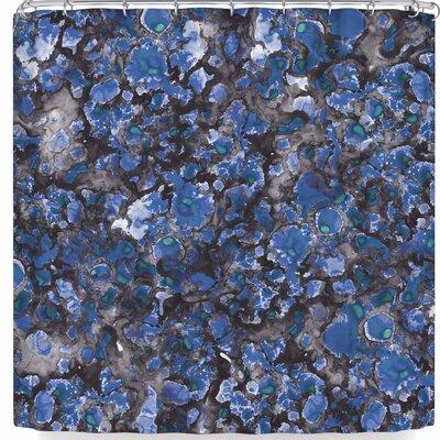 Danii Pollehn Camouflage Shower Curtain