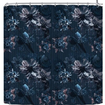 Elena Ivan - Papadopoulou Grandpa's Garden Volume 2 Shower Curtain