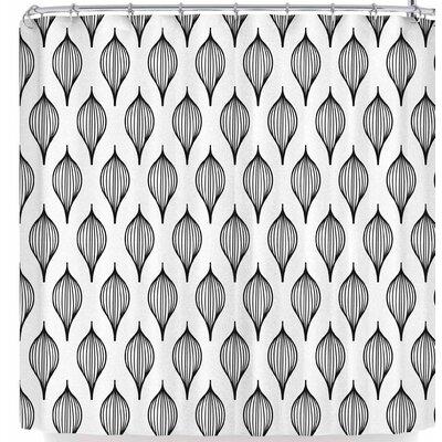 Li Zamperini Pen Ii Shower Curtain