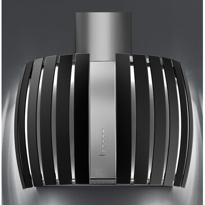 "26"" Prestige Design 500 CFM Ducted Wall Mount Range Hood"
