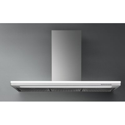 "36"" Lumen Design 280 CFM Ducted Wall Mount Range Hood"