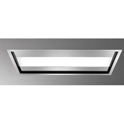 "36"" Nuvola Design Plus 600 CFM Ducted Insert Range Hood"