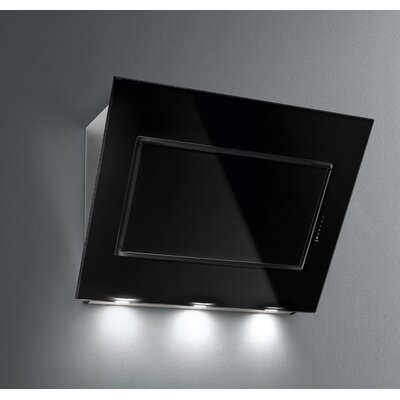 "36"" Quasar Design 500 CFM Ducted Wall Mount Range Hood"