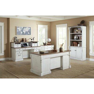 Chmura 4 Piece Desk Office Suite