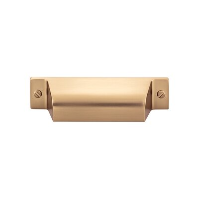 "Barrington Channing 2 3/4"" Center Cup Pull Finish: Honey Bronze"