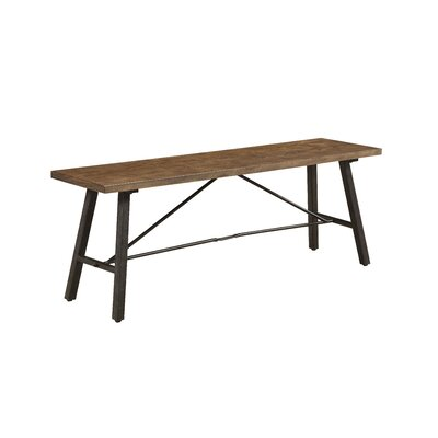 Marshburn Metal Bench