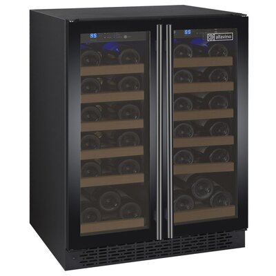 36 Bottle FlexCount Series Dual Zone Wine Cooler