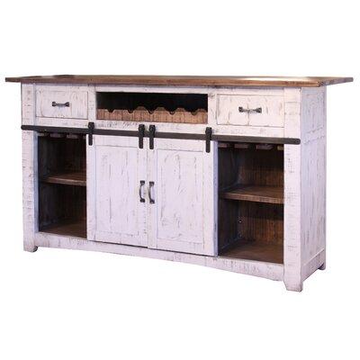 Artisan Home Furniture Wooden Bar Cabinet