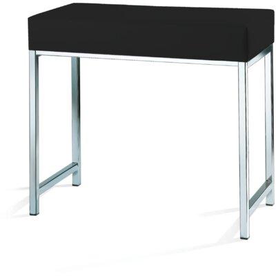 Simmerman Backless Vanity Stool Seat Color: Black