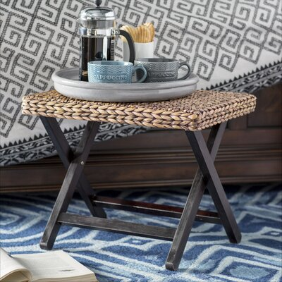 Nobles Folding Stool Color: Gold Patina